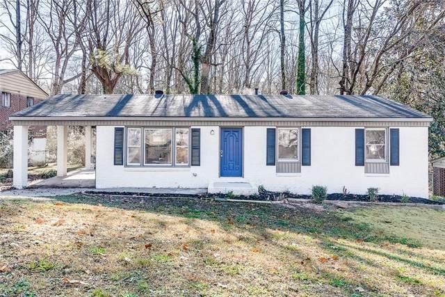 859 Kings Grant Drive NW, Atlanta, GA 30318 (MLS #6824044) :: Scott Fine Homes at Keller Williams First Atlanta