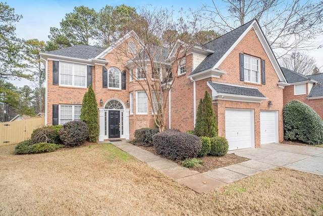 2496 Madison Commons, Atlanta, GA 30360 (MLS #6824057) :: Path & Post Real Estate