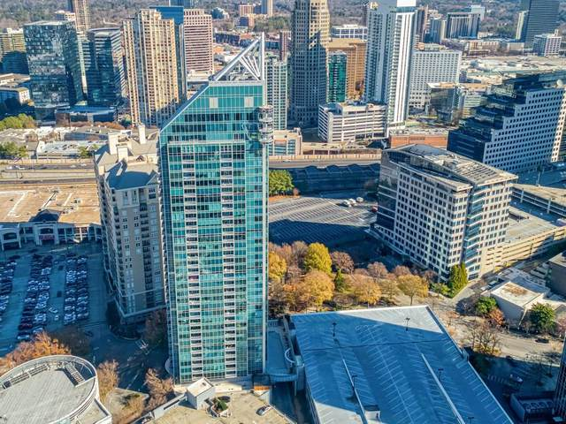 3338 Peachtree Road NE #901, Atlanta, GA 30326 (MLS #6824084) :: The Zac Team @ RE/MAX Metro Atlanta