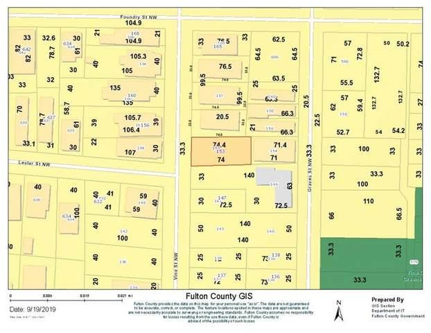 153 Vine Street NW, Atlanta, GA 30314 (MLS #6824096) :: AlpharettaZen Expert Home Advisors