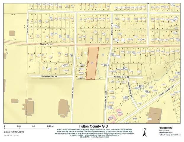 0 Shadydale Avenue SE, Atlanta, GA 30315 (MLS #6824105) :: The Justin Landis Group