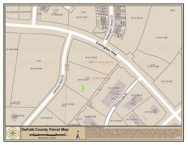 7129 Covington Highway, Lithonia, GA 30058 (MLS #6824116) :: RE/MAX Center