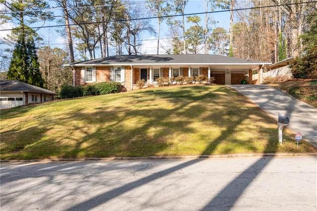 2886 Blackwood Road, Decatur, GA 30033 (MLS #6824160) :: Oliver & Associates Realty