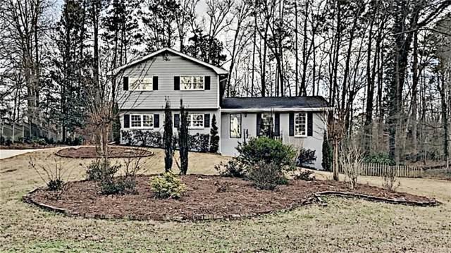 5298 E Shore Drive SW, Conyers, GA 30094 (MLS #6824176) :: North Atlanta Home Team