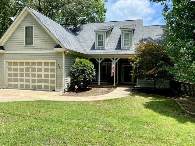 330 Lakewood Drive, Waleska, GA 30183 (MLS #6824185) :: North Atlanta Home Team