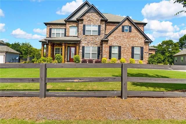 107 American Pharoah Way, Canton, GA 30115 (MLS #6824225) :: Path & Post Real Estate