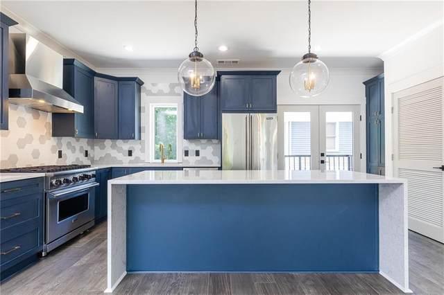 1970 Dekalb Avenue NE #9, Atlanta, GA 30307 (MLS #6824252) :: Path & Post Real Estate