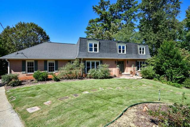 3128 Smokestone Court NE, Atlanta, GA 30345 (MLS #6824278) :: Path & Post Real Estate