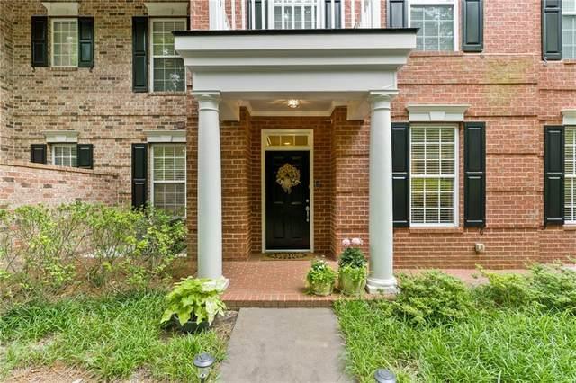 4855 Ivy Ridge Drive #103, Atlanta, GA 30339 (MLS #6824292) :: Lucido Global