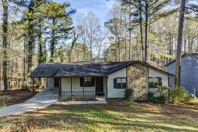 3256 Stonewall Drive NW, Kennesaw, GA 30152 (MLS #6824318) :: Path & Post Real Estate