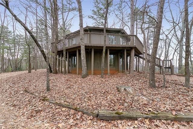 64 Treetopper Circle, Big Canoe, GA 30143 (MLS #6824325) :: Path & Post Real Estate