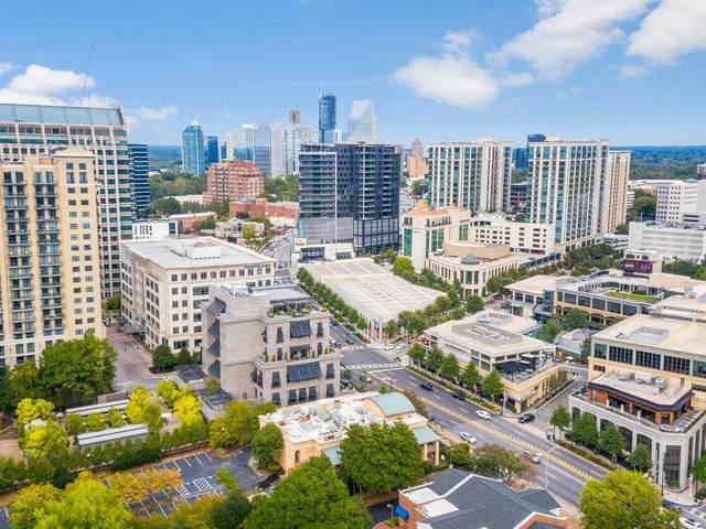 2965 Pharr Court South NW #102, Atlanta, GA 30305 (MLS #6824327) :: Path & Post Real Estate