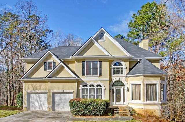 12390 Stevens Creek Drive, Alpharetta, GA 30005 (MLS #6824363) :: North Atlanta Home Team
