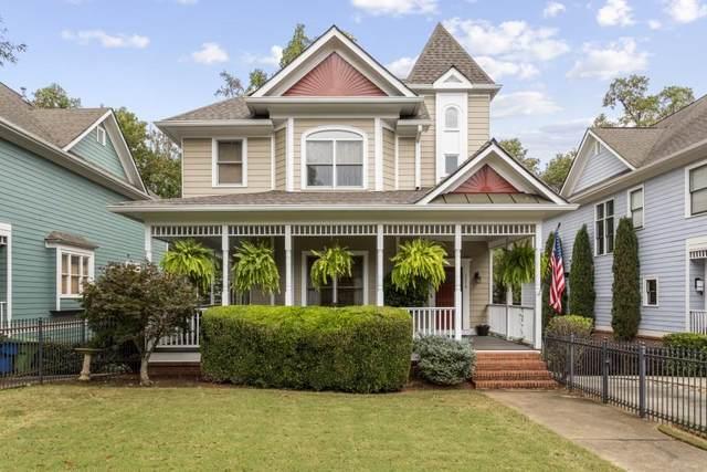 1218 North Avenue NE, Atlanta, GA 30307 (MLS #6824378) :: North Atlanta Home Team
