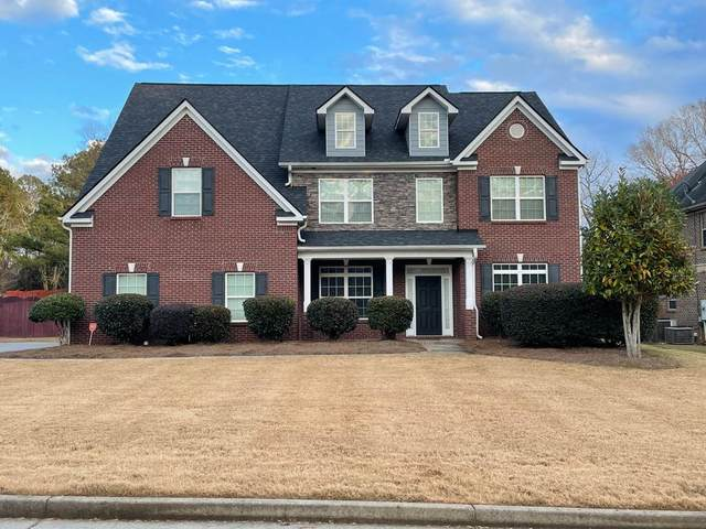 1804 Millstone Manor, Conyers, GA 30013 (MLS #6824400) :: Scott Fine Homes at Keller Williams First Atlanta