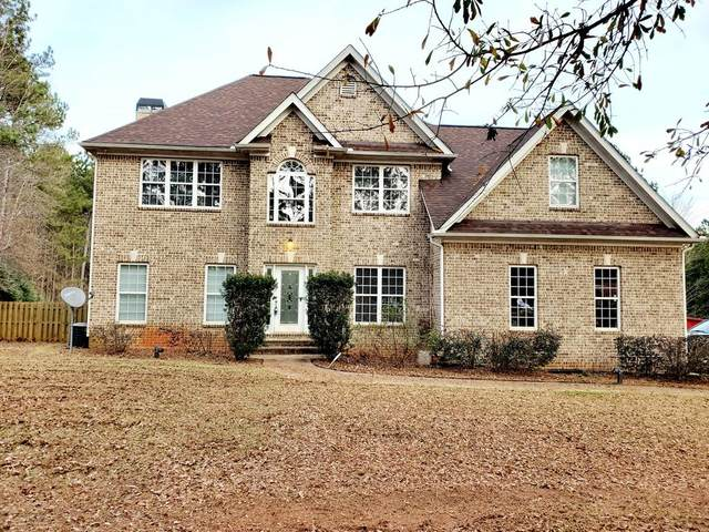 145 Wilson Drive, Mcdonough, GA 30252 (MLS #6824439) :: KELLY+CO