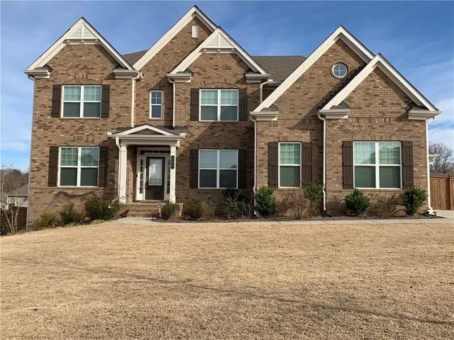 306 Cochin Drive, Woodstock, GA 30188 (MLS #6824443) :: Kennesaw Life Real Estate