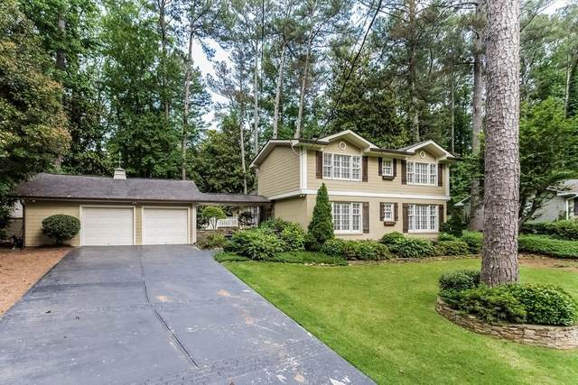 4431 Reid Lane NW, Atlanta, GA 30327 (MLS #6824468) :: The Justin Landis Group
