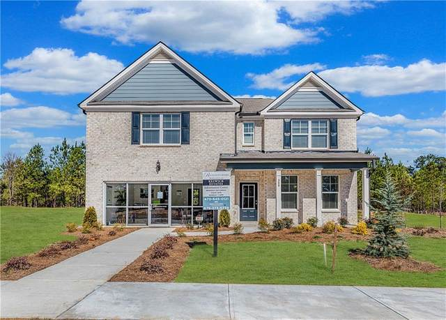 3678 Richmond Bend, Stonecrest, GA 30038 (MLS #6824491) :: Path & Post Real Estate