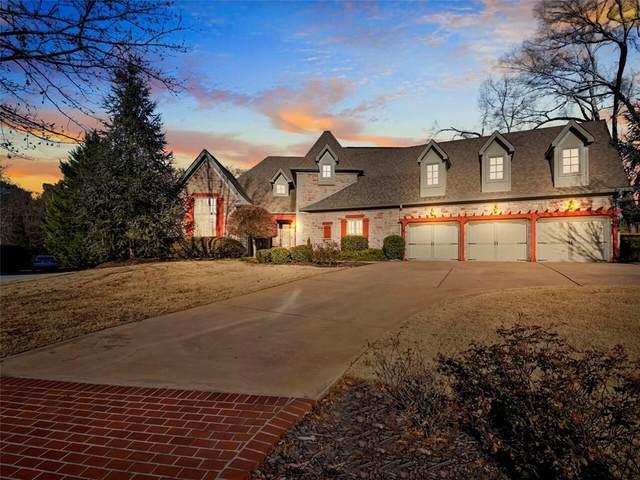4035 Abbey Oaks Lane NW, Kennesaw, GA 30152 (MLS #6824506) :: North Atlanta Home Team