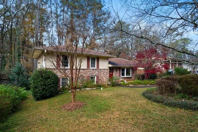 1656 Delia Drive E, Decatur, GA 30033 (MLS #6824535) :: Path & Post Real Estate