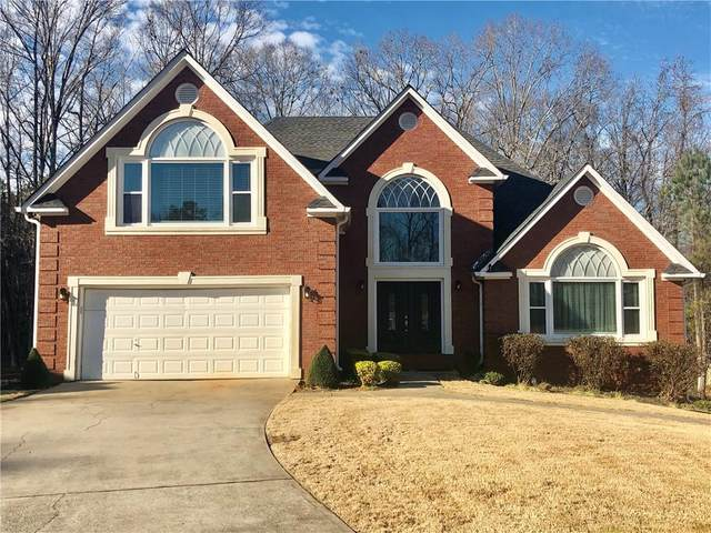 434 Homeplace Drive, Stockbridge, GA 30281 (MLS #6824583) :: Scott Fine Homes at Keller Williams First Atlanta