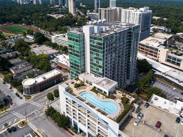 250 Pharr Road NE #1516, Atlanta, GA 30305 (MLS #6824594) :: Oliver & Associates Realty