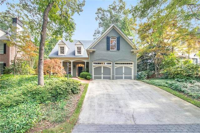 2621 Winslow Drive NE, Atlanta, GA 30305 (MLS #6824629) :: RE/MAX Paramount Properties