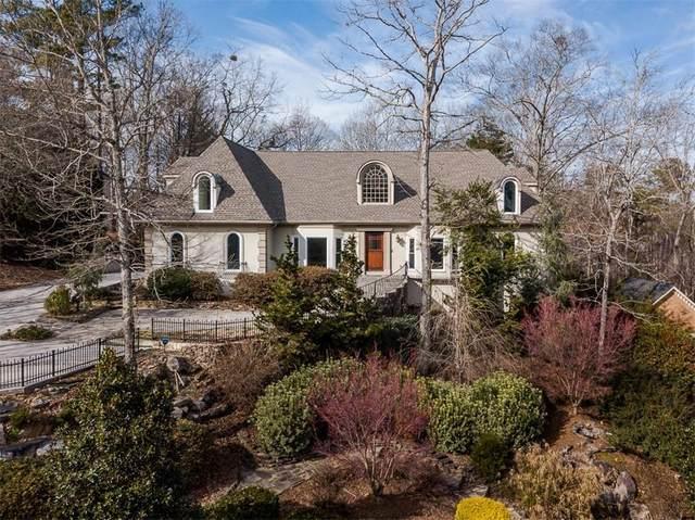 2895 Coles Way, Sandy Springs, GA 30350 (MLS #6824630) :: North Atlanta Home Team