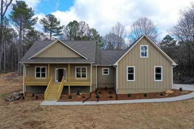 480 Pine Pitch Road, Cedartown, GA 30125 (MLS #6824642) :: North Atlanta Home Team