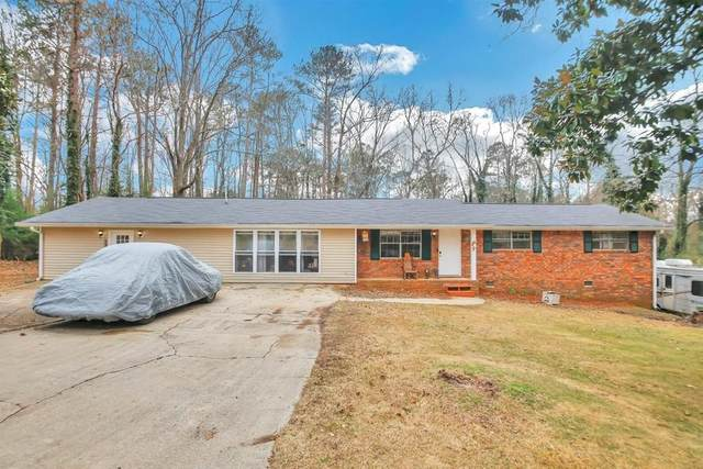 6101 King Arthur Drive, Douglasville, GA 30135 (MLS #6824652) :: North Atlanta Home Team