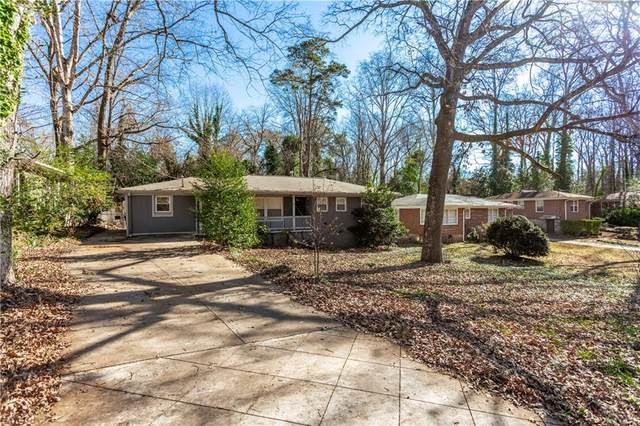 1392 David Circle, Decatur, GA 30032 (MLS #6824668) :: North Atlanta Home Team