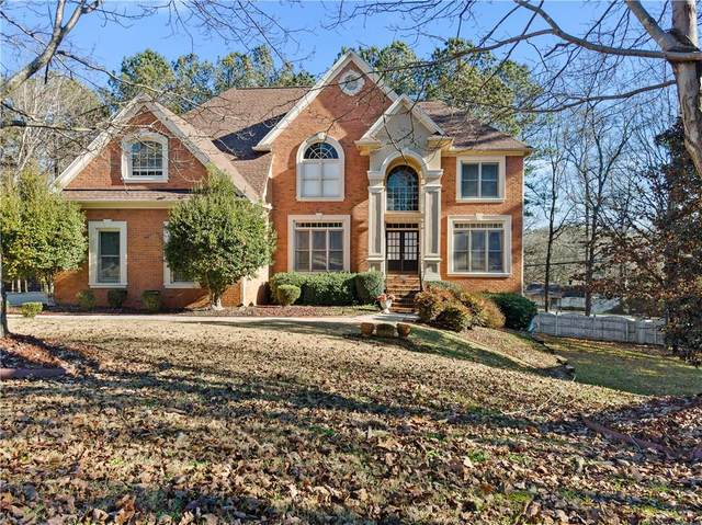 585 Stoneglen Chase Sw, Atlanta, GA 30331 (MLS #6824673) :: The Realty Queen & Team