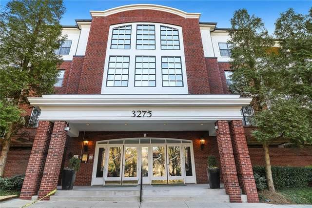 3275 Lenox Road NE #406, Atlanta, GA 30324 (MLS #6824689) :: KELLY+CO