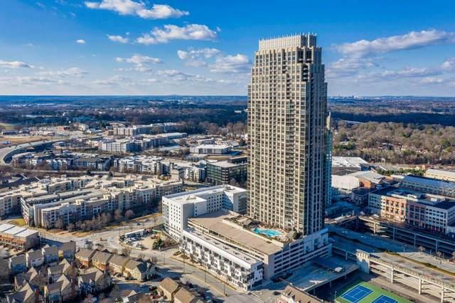 270 17th Street #1212, Atlanta, GA 30363 (MLS #6824747) :: AlpharettaZen Expert Home Advisors