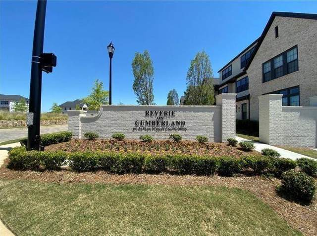 3900 Danube Lane #9, Atlanta, GA 30339 (MLS #6824750) :: RE/MAX Center