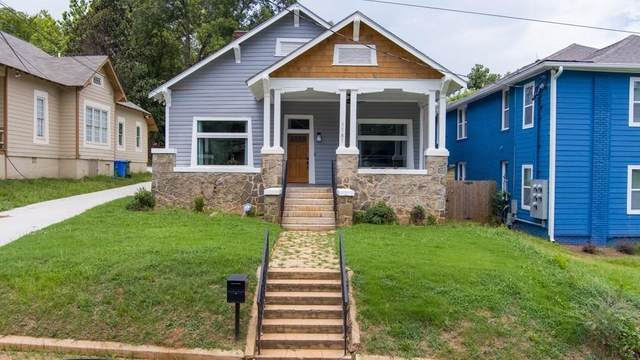 1161 Lucile Avenue SW, Atlanta, GA 30310 (MLS #6824765) :: The Zac Team @ RE/MAX Metro Atlanta
