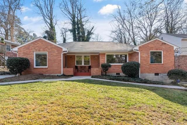 1327 NE Stillwood Drive NE, Atlanta, GA 30306 (MLS #6824780) :: North Atlanta Home Team