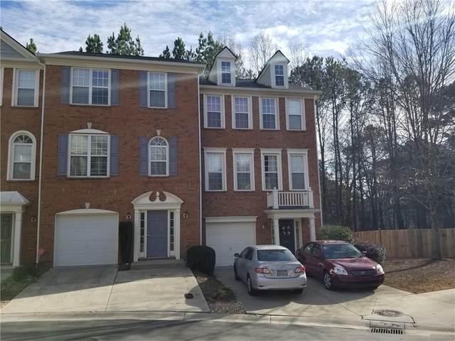 6318 Views Trace, Peachtree Corners, GA 30092 (MLS #6824785) :: North Atlanta Home Team