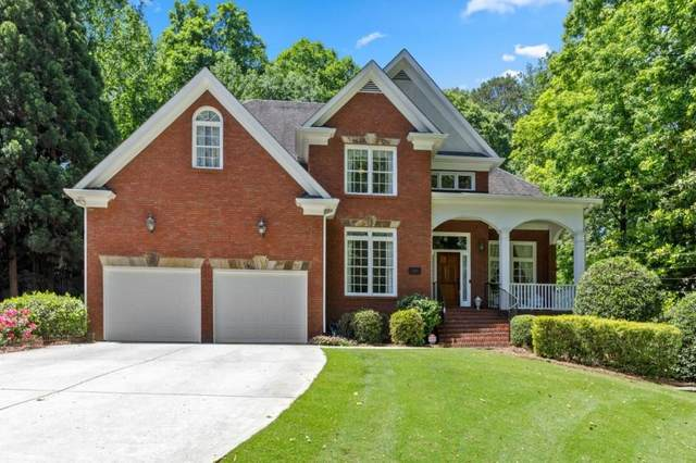 1205 Woods Circle NE, Atlanta, GA 30324 (MLS #6824790) :: RE/MAX Center