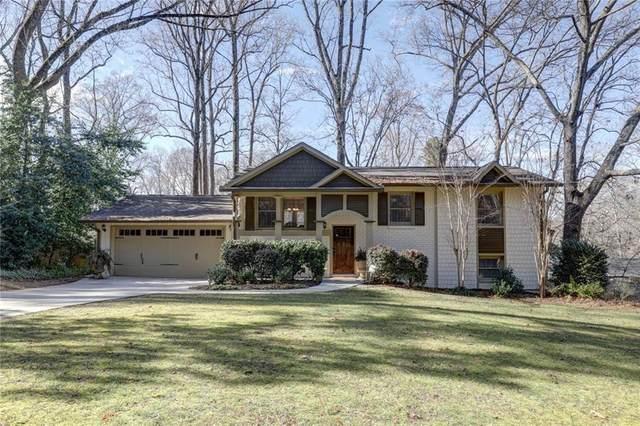 4070 Forrestal Drive, Atlanta, GA 30341 (MLS #6824794) :: The Justin Landis Group