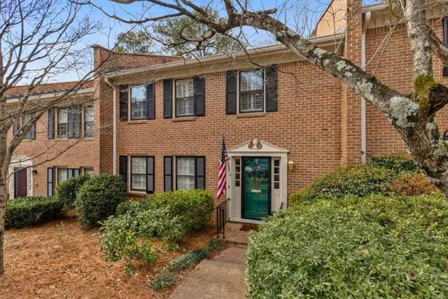 4101 Dunwoody Club Drive #13, Dunwoody, GA 30350 (MLS #6824798) :: North Atlanta Home Team