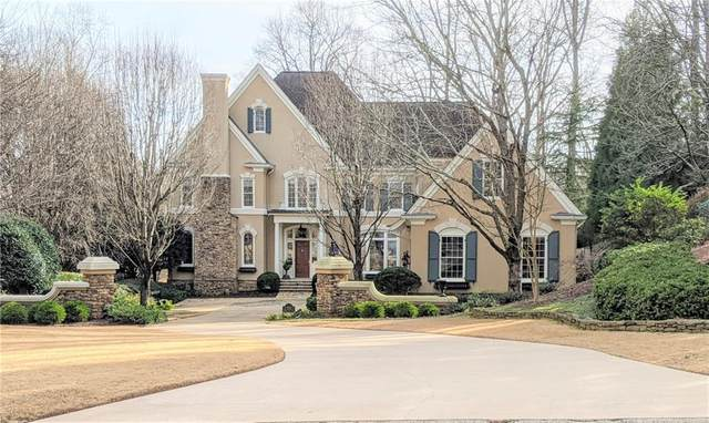 9305 Chandler Bluff, Johns Creek, GA 30022 (MLS #6824812) :: The Realty Queen & Team