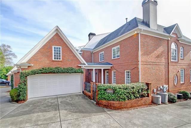 3001 Ranch Road SE, Atlanta, GA 30339 (MLS #6824822) :: AlpharettaZen Expert Home Advisors