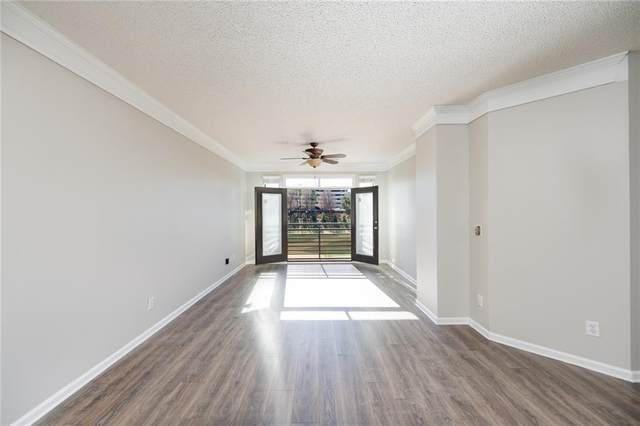 401 16th St #1355, Atlanta, GA 30363 (MLS #6824841) :: Path & Post Real Estate