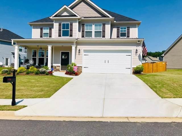 37 Fallen Oak Trace, Dallas, GA 30132 (MLS #6824842) :: North Atlanta Home Team