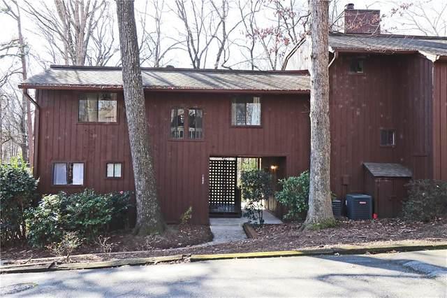 1682 Terrell Ridge Drive SE, Marietta, GA 30067 (MLS #6824880) :: North Atlanta Home Team