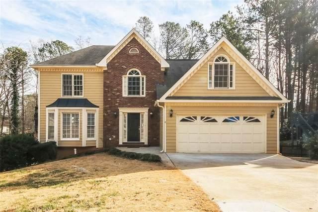 1750 Green Oak NW, Lawrenceville, GA 30043 (MLS #6824891) :: North Atlanta Home Team