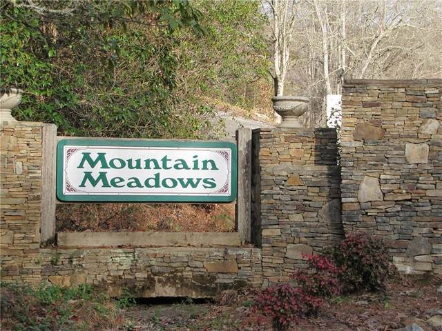 Lt 41 Squirrel Hunting Road, Ellijay, GA 30536 (MLS #6824925) :: City Lights Team | Compass