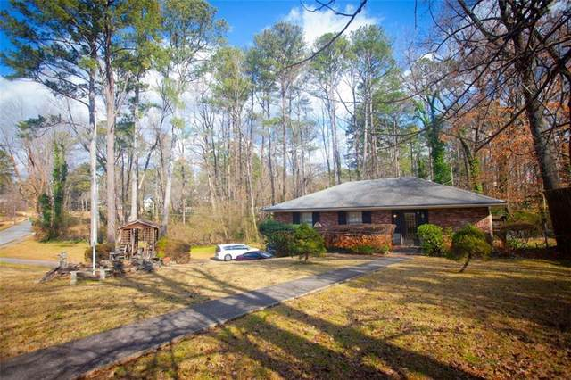3491 Sexton Woods Drive, Atlanta, GA 30341 (MLS #6824933) :: North Atlanta Home Team